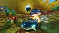 Team Sonic Racing - csapatban versenyzünk kép