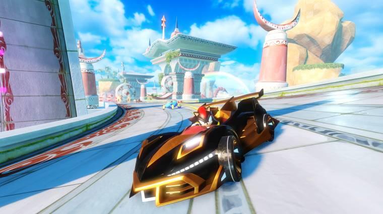 Team Sonic Racing - így alakíthatjuk majd saját ízlésünkhöz a járgányokat bevezetőkép