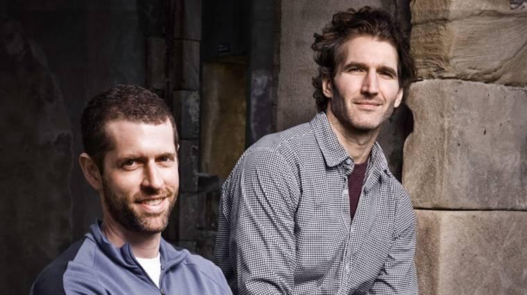 A Trónok harca írói masszív szerződést kötöttek a Netflixszel kép