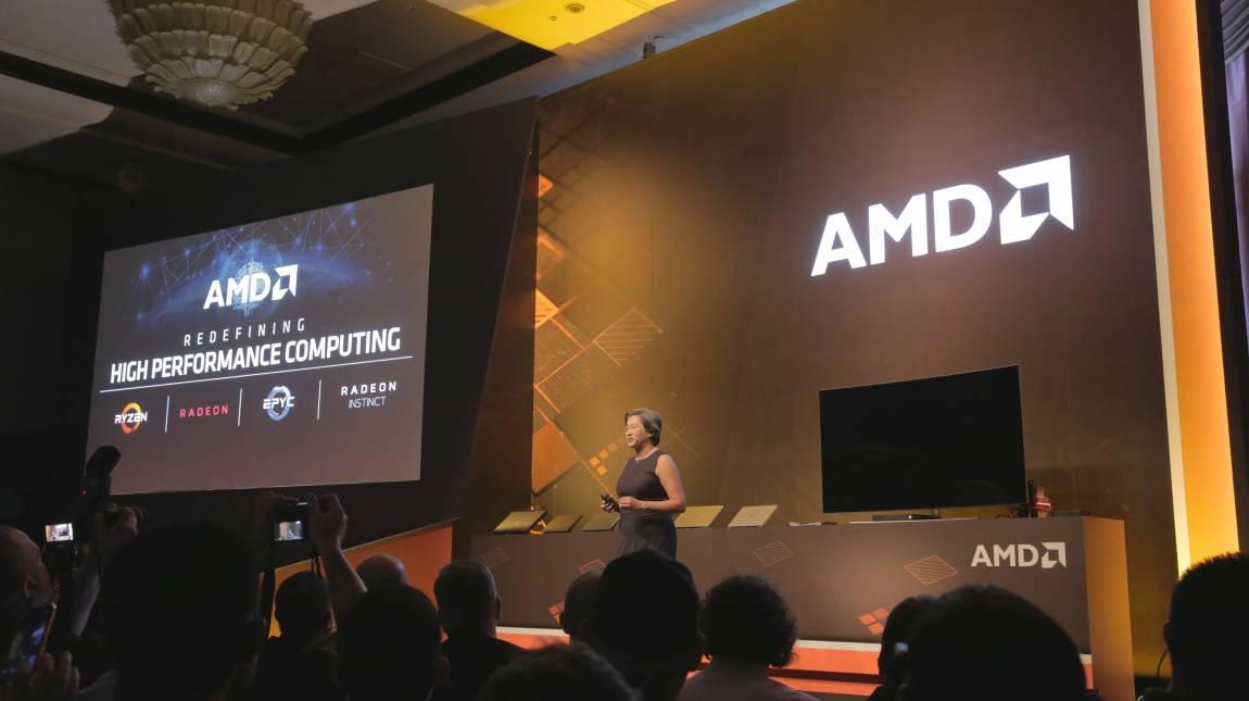 Új Radeon Vega, Ryzen 2 és 32 magos Threadripper: az AMD kitett magáért a Computexen kép