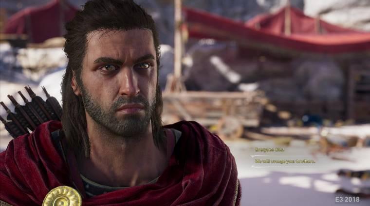 Assassin's Creed Odyssey - ilyen tartalmakra számíthatunk a megjelenés után bevezetőkép