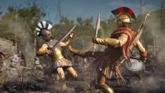 E3 2018 - végre mozgás közben is láttuk az Assassin's Creed Odyssey-t kép