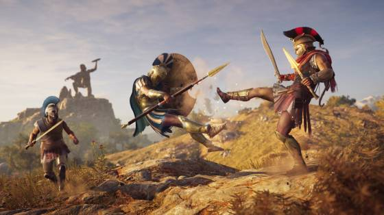 Assassin's Creed Odyssey infódoboz