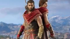 Az Assassin's Creed Valhalla megerősítette, melyik Odyssey-főhős számít kánonnak kép