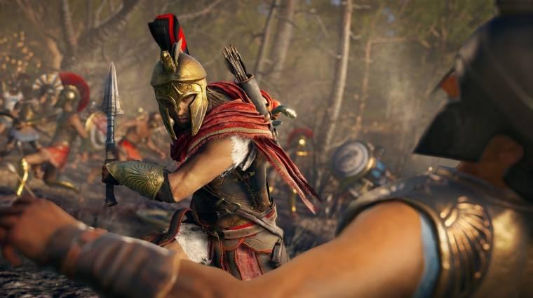Assassin's Creed Odyssey - ideiglenesen megszűnnek az Epic Mercenary Eventek bevezetőkép