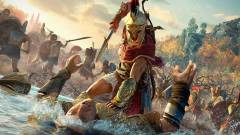 Assassin's Creed Odyssey - az októberi frissítés lesz az utolsó kép