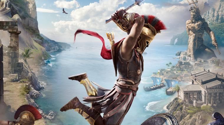 Az új Xbox leárazásokkal most éri meg nekivágni a teljes Assassin's Creed sorozatnak bevezetőkép