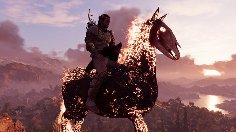 Assassin's Creed Odyssey - így szerezhetsz lángoló, pokolbéli paripát bevezetőkép