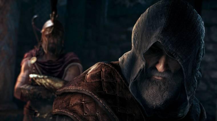Assassin's Creed Odyssey - kiderült, mikor érkezik a Legacy of the First Blade DLC első fejezete bevezetőkép