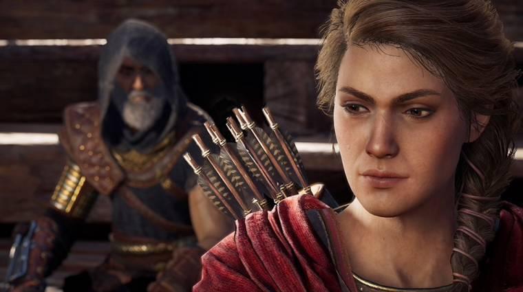 Valódi művégtag készült az Assassin's Creed Odyssey alapján bevezetőkép