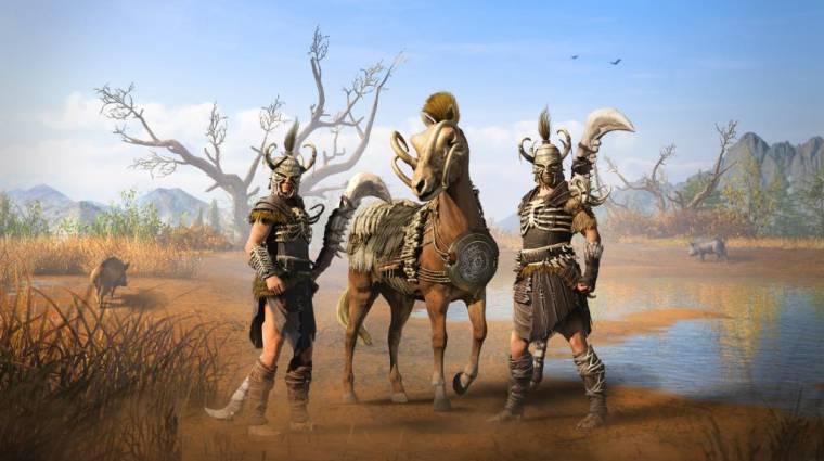 Assassin's Creed Odyssey - egy csomó újdonságra számíthatunk még ebben a hónapban bevezetőkép