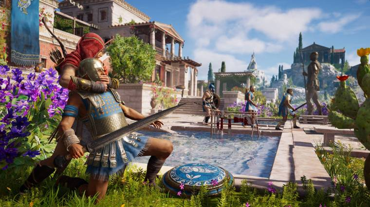 Jövőre érkezhet az új Assassin's Creed, ami a Római Birodalomba vihet minket bevezetőkép