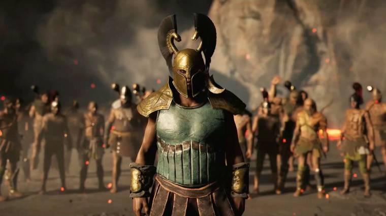Assassin's Creed Odyssey - a Ubisoft bannolta a csaló küldetéseket bevezetőkép