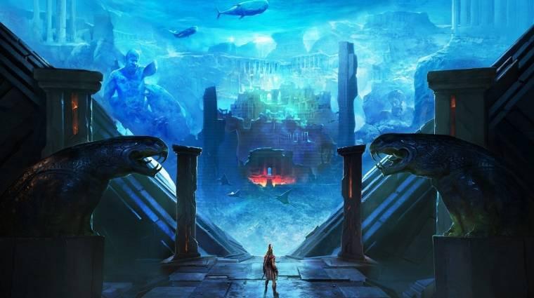 Assassin's Creed Odyssey - hamarosan bemutatkozik a sztoriküldetés-szerkesztő? bevezetőkép