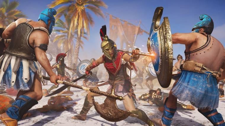 Több mint 140 millió példány fogyott az Assassin's Creed játékokból bevezetőkép