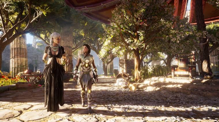 Assassin's Creed Odyssey - ingyenesen beszerezhető a héten a The Fate of Atlantis első epizódja bevezetőkép