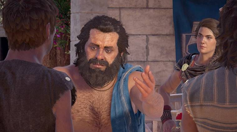 Assassin's Creed: Odyssey - ingyenesen elérhető a The Lost Tales of Greece DLC utolsó darabja bevezetőkép