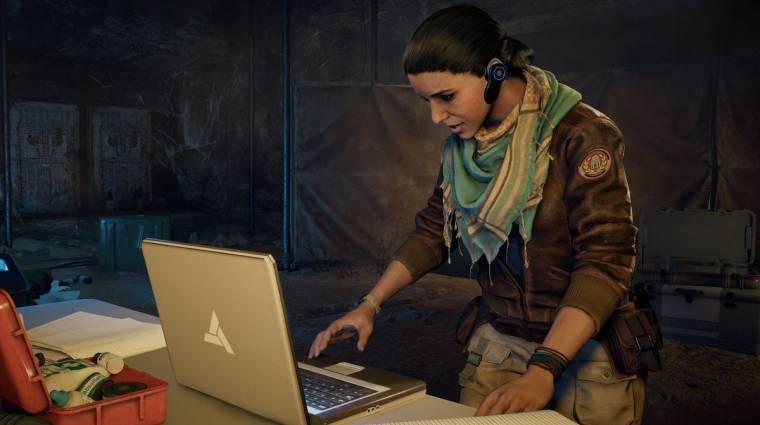 Nem szereted Laylát az Assassin's Creed játékokban? Ez hamarosan megváltozhat bevezetőkép