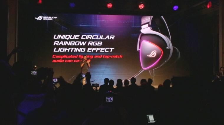 Computex 2018: mostantól millió színben világíthat a füled kép