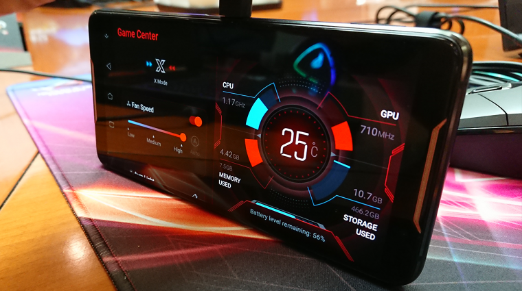 Itt az ASUS ROG Phone, csomagolhat a topliga - PC World