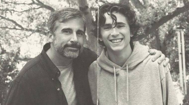 Beautiful Boy - traileren Carell és Chalamet apa-fia drámája kép