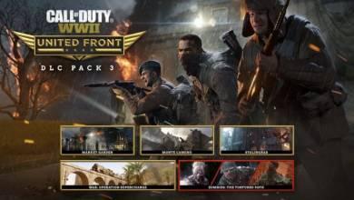 Call of Duty: WWII - ilyen tartalmakkal jön az United Front DLC