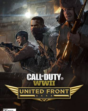 Call of Duty: WWII – United Front kép