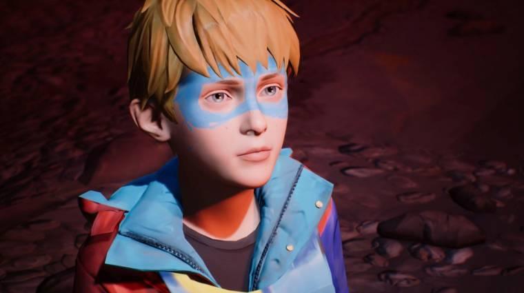 E3 2018 - újabb kedvcsinálón a Captain Spirit bevezetőkép