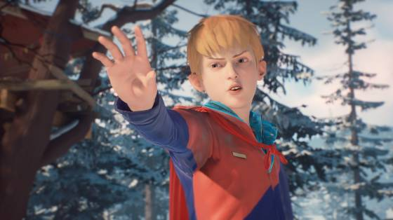 The Awesome Adventures of Captain Spirit infódoboz