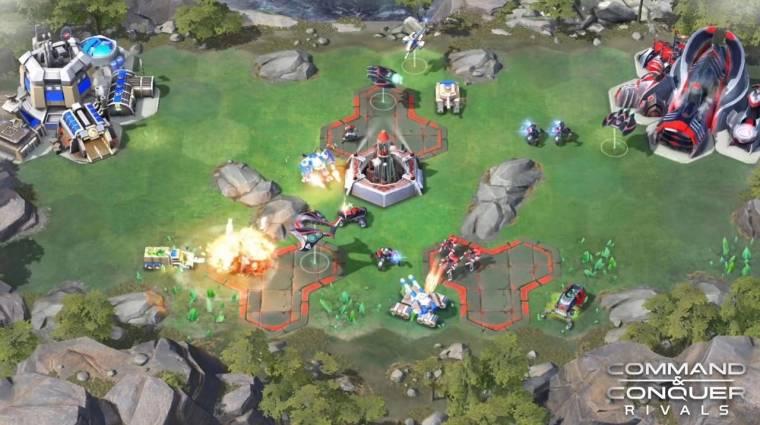 Command and Conquer: Rivals - a fejlesztők esélyt kérnek a bizonyításra bevezetőkép