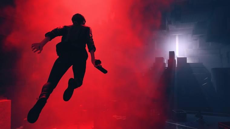 Control - idén nyáron jelenik meg a Remedy játéka bevezetőkép