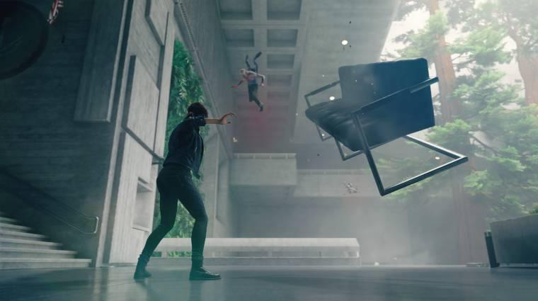 Control - Hideo Kojima hangját is hallhatjuk egy igen fura küldetés során bevezetőkép