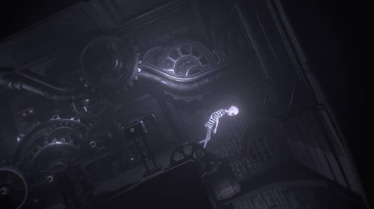 DARQ - ebben a horrorjátékban a fizika törvényei is felborulnak bevezetőkép