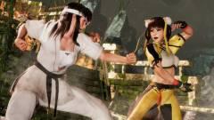Gamescom 2018 -  mozgás közben a Dead or Alive 6-ban Hitomi, Leifang és az óriási csáp kép