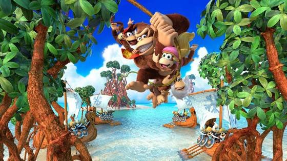 Donkey Kong Country: Tropical Freeze Switch infódoboz