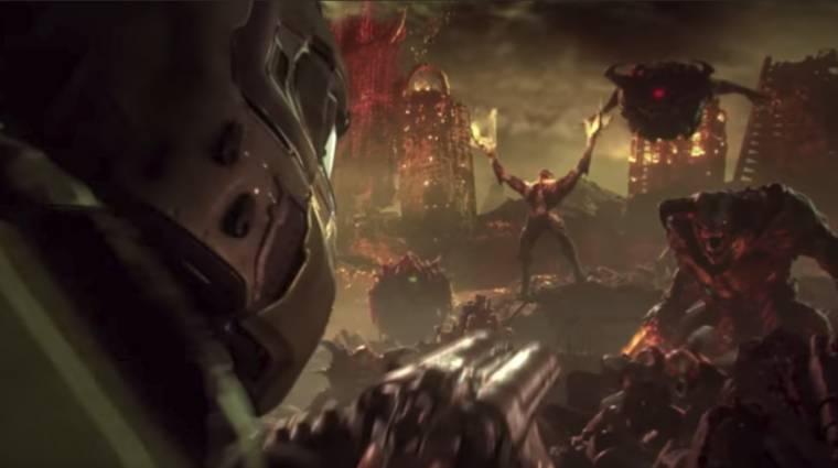 Doom Eternal - SnapMap nem, de kampány DLC-k lesznek bevezetőkép