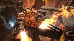Sokat túlóráztak a Doom Eternal fejlesztői, hogy tartani tudják a megjelenést kép