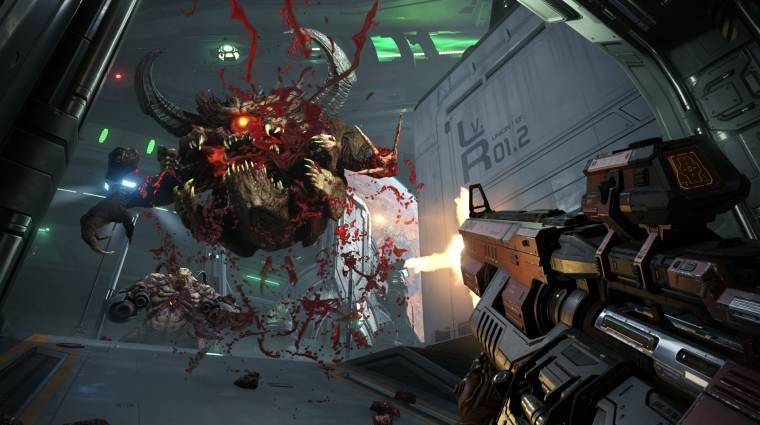 Így újultak meg a Doom Eternal démonjai bevezetőkép
