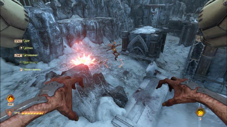 Meglepően mély lesz a Doom Eternal multis módja bevezetőkép
