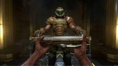 Rózsaszín unikornisnak öltözve is irthatjuk a démonokat a Doom Eternalban kép
