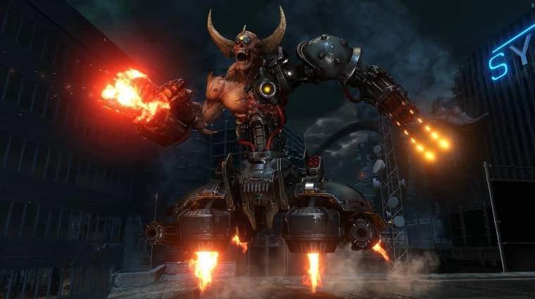 A Doom Eternal PlayStation 5-re és Xbox Series X-re is megjelenik bevezetőkép