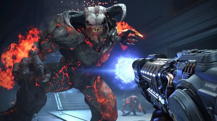 Doom Eternal megkétszerezte az előző rész számait a Steamen bevezetőkép
