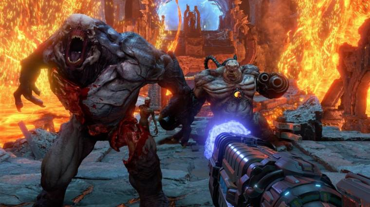 2020-at írunk, úgyhogy íme, így fut a Doom Eternal egy okoshűtőn bevezetőkép