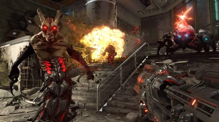 Van, akinek már 40 perc sem kell a Doom Eternal végigjátszásához bevezetőkép