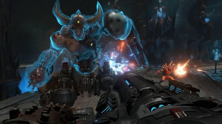 Remeknek tartják a Doom Eternalt az első tesztek bevezetőkép