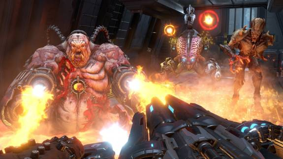 Régóta várt játékmódot hoz a Doom Eternal 6.66-os frissítése kép