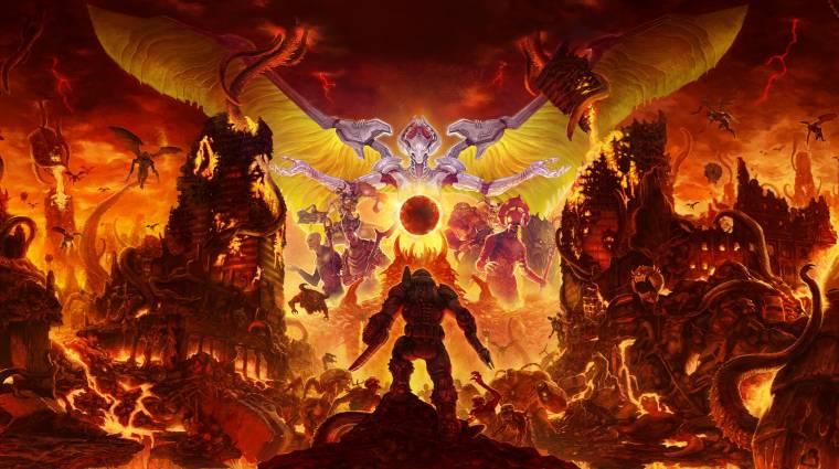 A Doom Eternal next-gen frissítése nem érkezik meg időben bevezetőkép