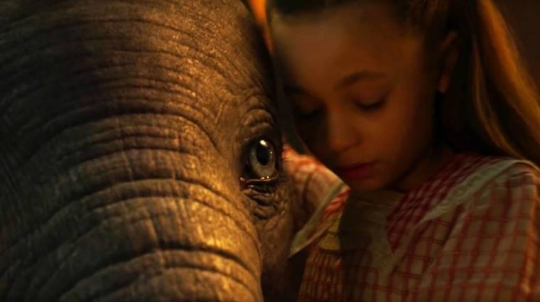 Dumbo - hangulatos lett az új előzetes kép