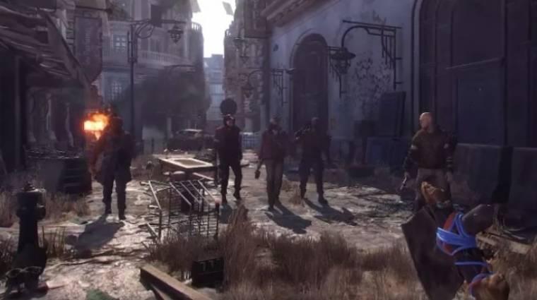 E3 2018 - keményen odacsapott a Dying Light 2 bemutatkozó előzetese bevezetőkép