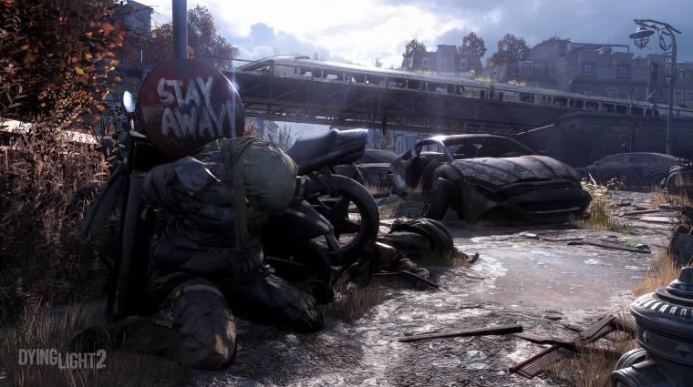 E3 2018 - vadonatúj screenshotokat kaptunk a Dying Light 2-ről bevezetőkép